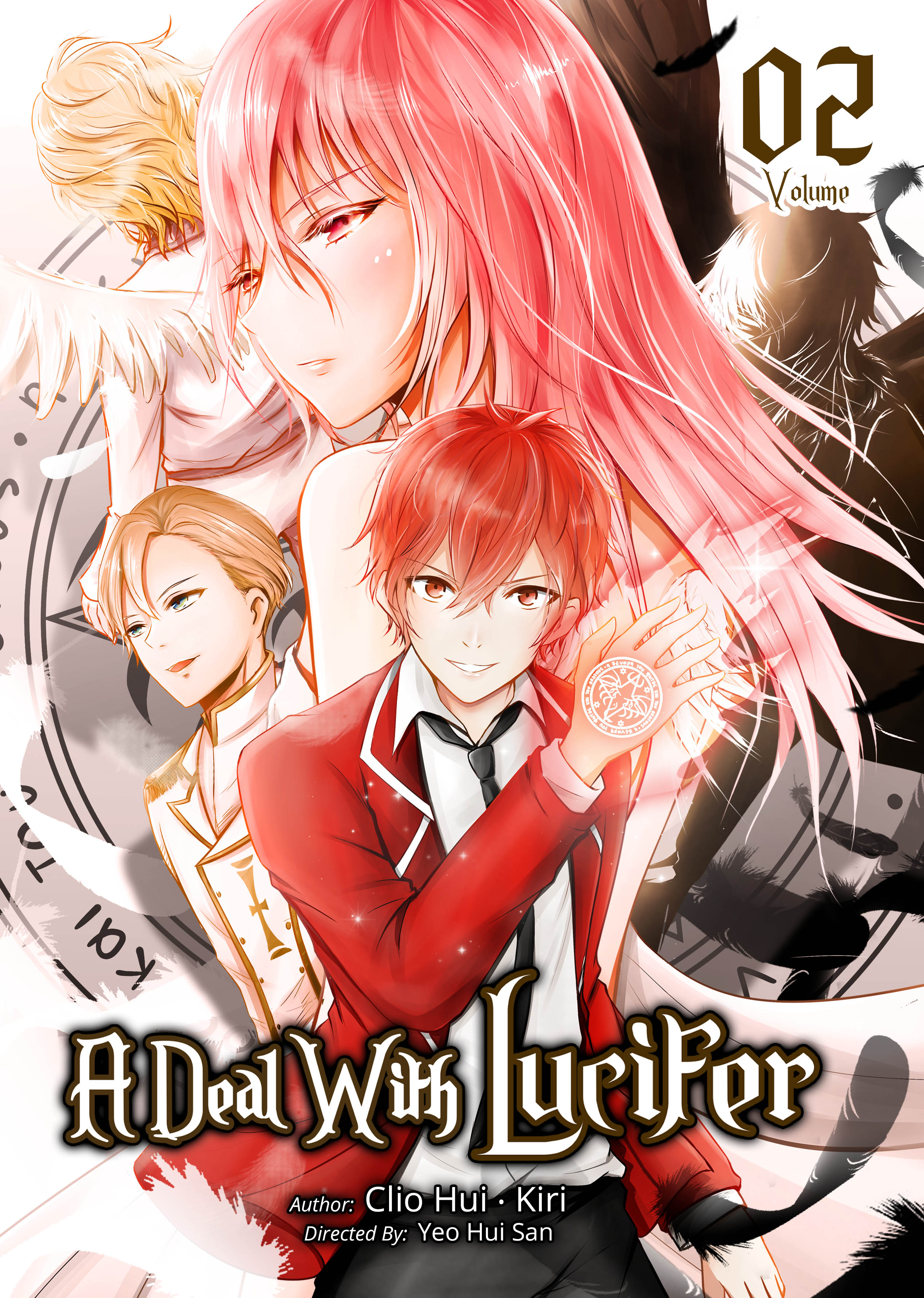 A Deal with Lucifer Comic Volume 2